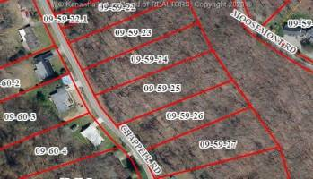 0 Chappell Road, Charleston, West Virginia 25304, ,Land,For Sale,Chappell,242173