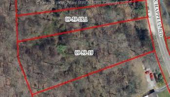 0 Chappell Road, Charleston, West Virginia 25304, ,Land,For Sale,Chappell,242172